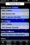 CineApps Malaysia screenshot 1/1