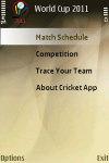 Cricket 2011 Symbian Android screenshot 1/1