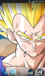majin vegeta livewallpaper screenshot 1/3