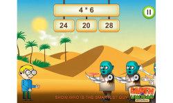 Math vs Undead - Educational Games for Kids screenshot 4/5
