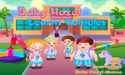 Baby Hazel Learns Vehicles screenshot 1/6
