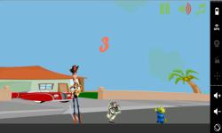 Toy Story Buzz Run screenshot 2/3