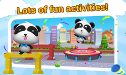 Outdoor Play by BabyBus screenshot 2/5