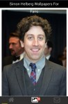 Simon Helberg Wallpapers for Fans screenshot 3/6