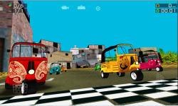 Rickshaw Racing Game screenshot 1/5