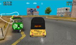 Rickshaw Racing Game screenshot 4/5