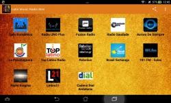 Latin Music Radio Mini screenshot 6/6