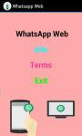 Whatsapp Web On PC screenshot 2/3