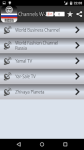 TV Channels Russia screenshot 4/4