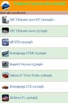 Fastest Cars in the world screenshot 4/5