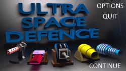 Ultra Space Defence screenshot 1/3