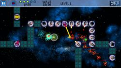 Ultra Space Defence screenshot 3/3