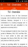 Learn Tcl_Tk screenshot 2/3