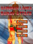 Hanuman Lanka Danav Attack screenshot 1/3