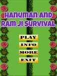 Hanuman And Ram Ji Survival screenshot 1/3