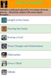 Rules of Netball screenshot 2/3