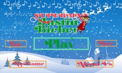 Bieber Bounce - Xmas Santa Jump by Superman Justin screenshot 4/6
