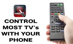 Smart TV Remote Control screenshot 1/4