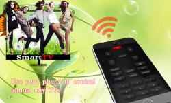 Smart TV Remote Control screenshot 2/4
