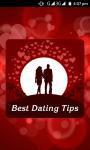 Best Dating Tips screenshot 1/5