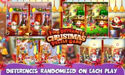 Find Differences Christmas Kids Game screenshot 3/3
