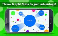 Agario proper screenshot 2/6