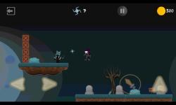 Ninja Knight VS Demons : Sword Fighting Platformer screenshot 4/4