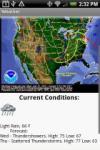 Cmoneys Weather App screenshot 1/2