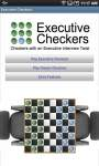 Executive Checkers screenshot 2/4