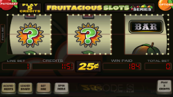 Fruitalicious Slot Machine Free screenshot 1/6