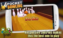Pocket Bowling 3D By Dumadu Games screenshot 1/5