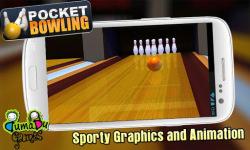 Pocket Bowling 3D By Dumadu Games screenshot 2/5