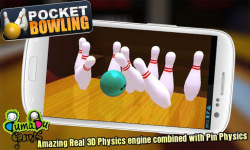 Pocket Bowling 3D By Dumadu Games screenshot 5/5