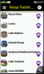 Kenya Tourist Attractions screenshot 1/2