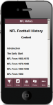 NFL Football Rumours screenshot 5/5