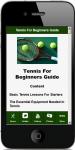 Tennis For Beginners screenshot 4/4