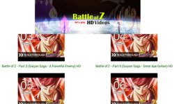 DBZ Battle of Z Gameplay HD Videos screenshot 1/3