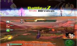 DBZ Battle of Z Gameplay HD Videos screenshot 2/3