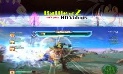 DBZ Battle of Z Gameplay HD Videos screenshot 3/3