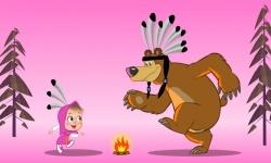 Masha And The Bear HD Wallpapers screenshot 2/6