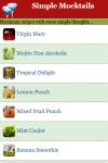 Simply Mocktails V1 screenshot 2/3
