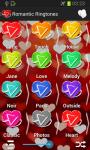 Free Romantic Love Ringtones screenshot 1/6