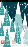 Snowman Animated Live Wallpaper screenshot 4/4