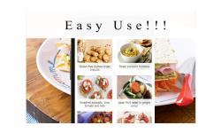 healthy snack recipes screenshot 2/3