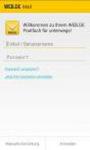 WEB DE Mail screenshot 2/4