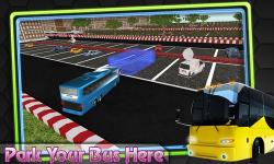 Metro Bus Parking Sim 2016 screenshot 1/5