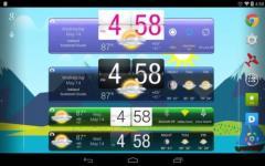 HD Widgets sound screenshot 1/6