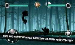 Stickman Fight : Shadow Warrior screenshot 4/5