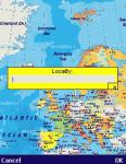 djk-Euromap screenshot 1/1
