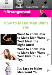 How to Make Men REALLY Want You screenshot 1/2